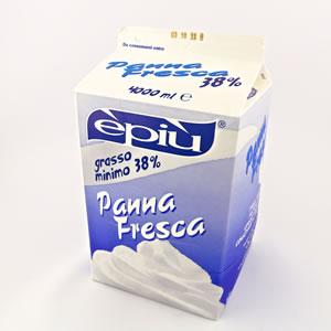 Panna Fresca Padania 4lt 38%