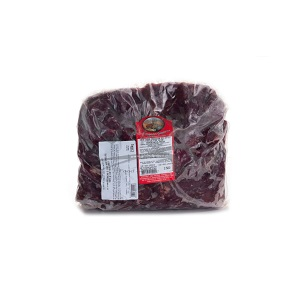 Cervo Spezzatino Extra Gelo 2x2.5kg