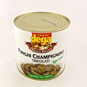 Sca.Funghi Champignon Trifolati Kg2.4 Hds