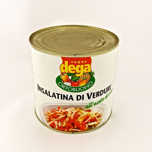 Sca.Insalatina Di Verdure Aceto 2.5kg Hds
