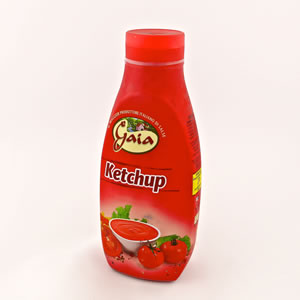 Salsa Ketchup Squeezy 950gr