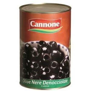 Sca.Olive Nere Denoc.4.1kg Cal24/26