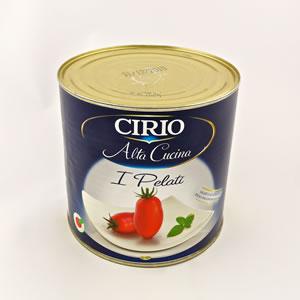 Sug.Pelati Cirio 2.5kg