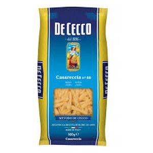 Pasta Dececco 3kg Casarecce