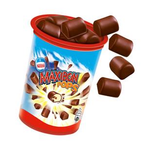 Bar Coppa Maxibon Pops 12x80ml