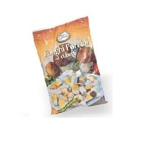Funghi Gelo Porcino Cubo Extra 5x1kg