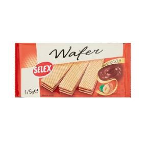 Bisc.Wafer Slx Cacao 125gr
