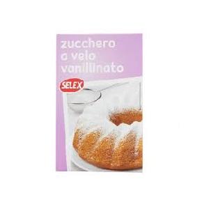 Col.Zucchero Velo Vanillato Slx 125gr