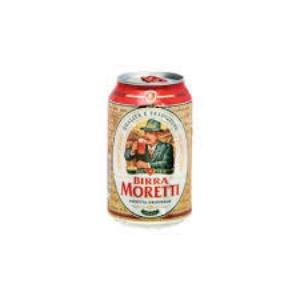 Bev.Lat.Birra Moretti 2x33cl