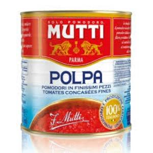 Sug.Polpa Mutti 2.5kg