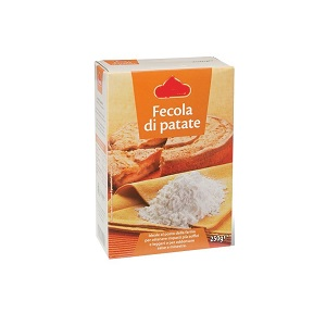 Farina Fecola Di Patate 250gr Slx