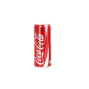Bev.Lat.Coca Cola Sleek 4x33cl