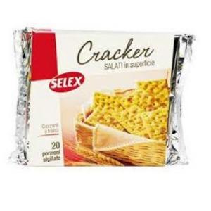 Conf.Crackers Salati Slx 500gr
