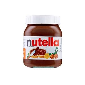 Ferr.Nutella Vaso 600gr