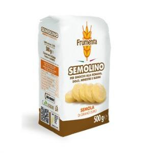 Farina Semolino Frumenta 500gr