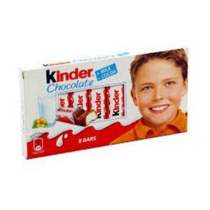 Ferr.Kinder Chocolate 100gr