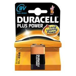 Pile 1duracell Transistor 9v