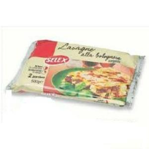 Fam.Lasagne Bolognese Slx 500gr