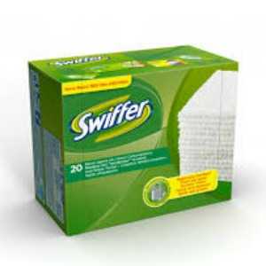 Pul.Swiffer 20 Panni