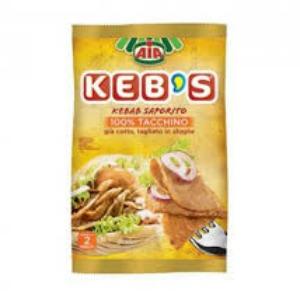 Fam.Aia Kebab Tacchino Gelo Nat.500gr