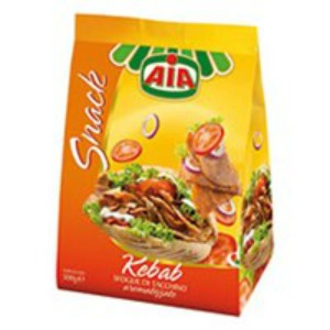 Fam.Aia Kebab Pollo Verdure Gelo 500gr