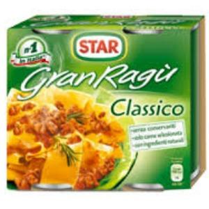Sug.Ragu Bolognese Star 3x100gr