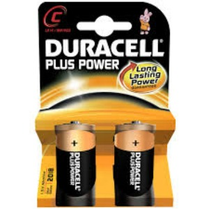 Pile 2duracell 1/2torcia