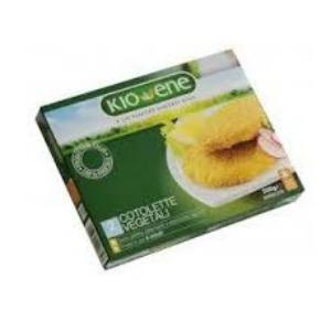 Fam.Kioene Cotolette Impanate Veg.200gr Sgl