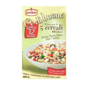 Busta Zuppa 5 Cereali Pedon 500gr