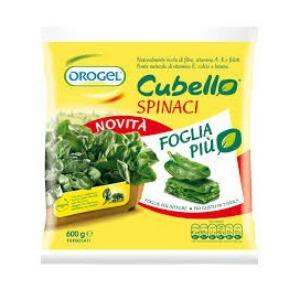 Fam.Orogel Spinaci Foglia Piu N.Am.600gr