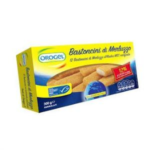 Fam.Orogel Bastoncini Merl.Imp 300gr