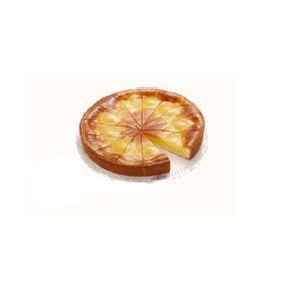 Past.Torta Mele Rot.Pret.12 Porzioni