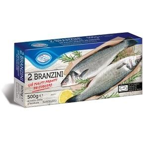 Fam.Pesce Branzini Evisc.10x500gr