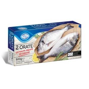 Fam.Pesce Orata Evisc.10x500gr