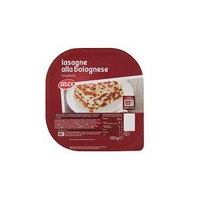 Monop.Lasagne Bolognesi 330gr Slx