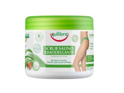 Cr.Scrub Salino Rimodellante Aloe Equilibra