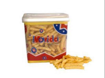 Ape.French Fries Paprika Movida 400gr