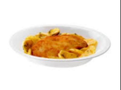 Monop.Cotoletta Con Patate Spicchi 300gr